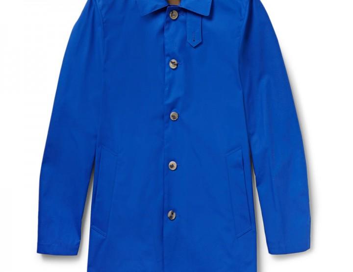 Clothing: Mackintosh Laggan Cotton-Twill Rain Coat
