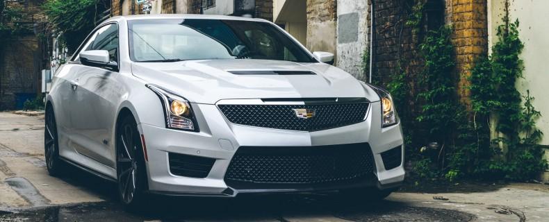 Drive: 2016 Cadillac ATS-V