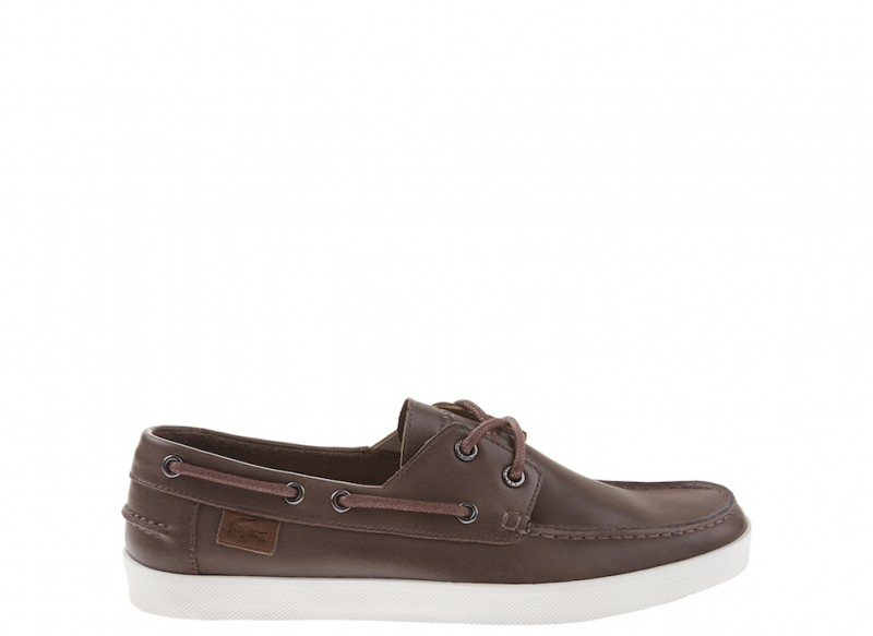 KEELSON 3 LEATHER DK BRW