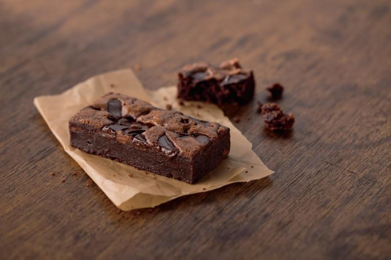 La Boulange Double Chocolate Brownie
