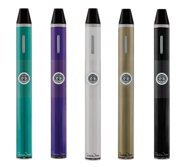 Gadgets: Quickdraw 300-DLX Vaporizers @quickdrawvapor