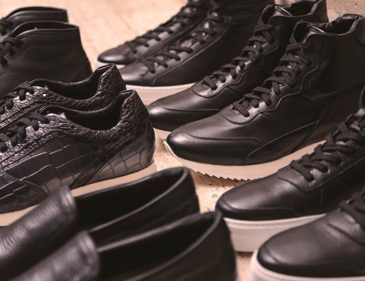 Footwear: Facto F/W '15 Collection @FACTOBRAND