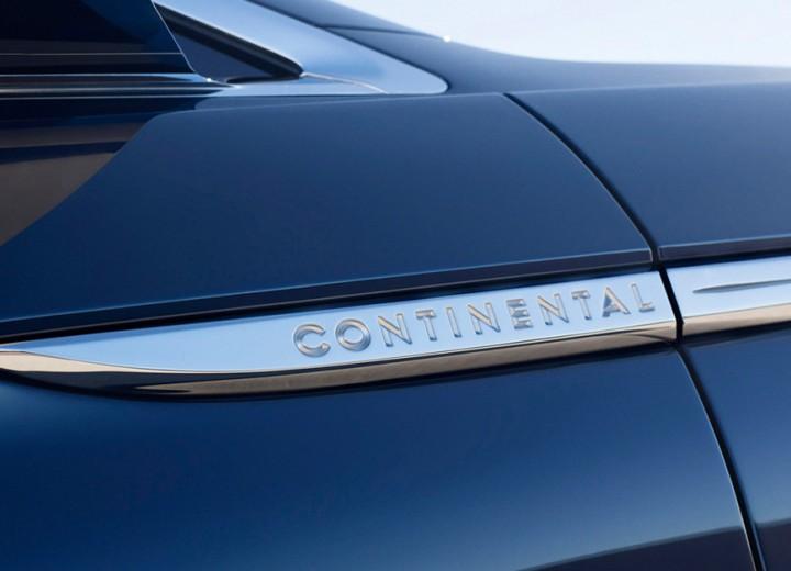 Automotive: Lincoln Continental Concept @Lincoln