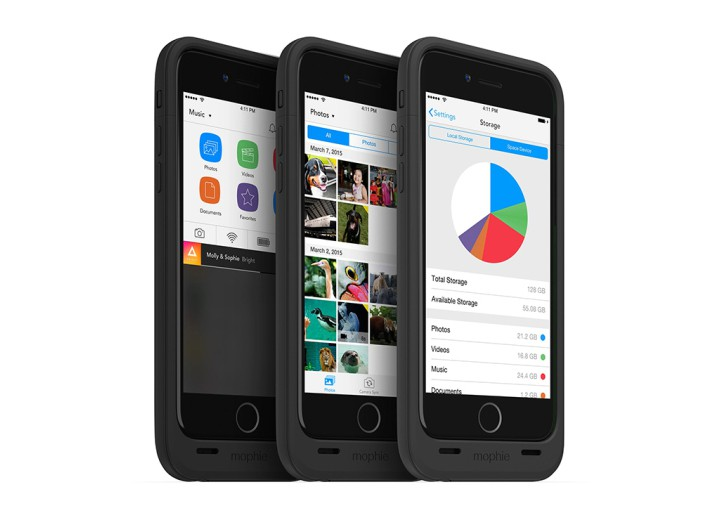 Gadgets: mophie iPhone 6 Space Pack with up to 128GB @mophie #staypowerful