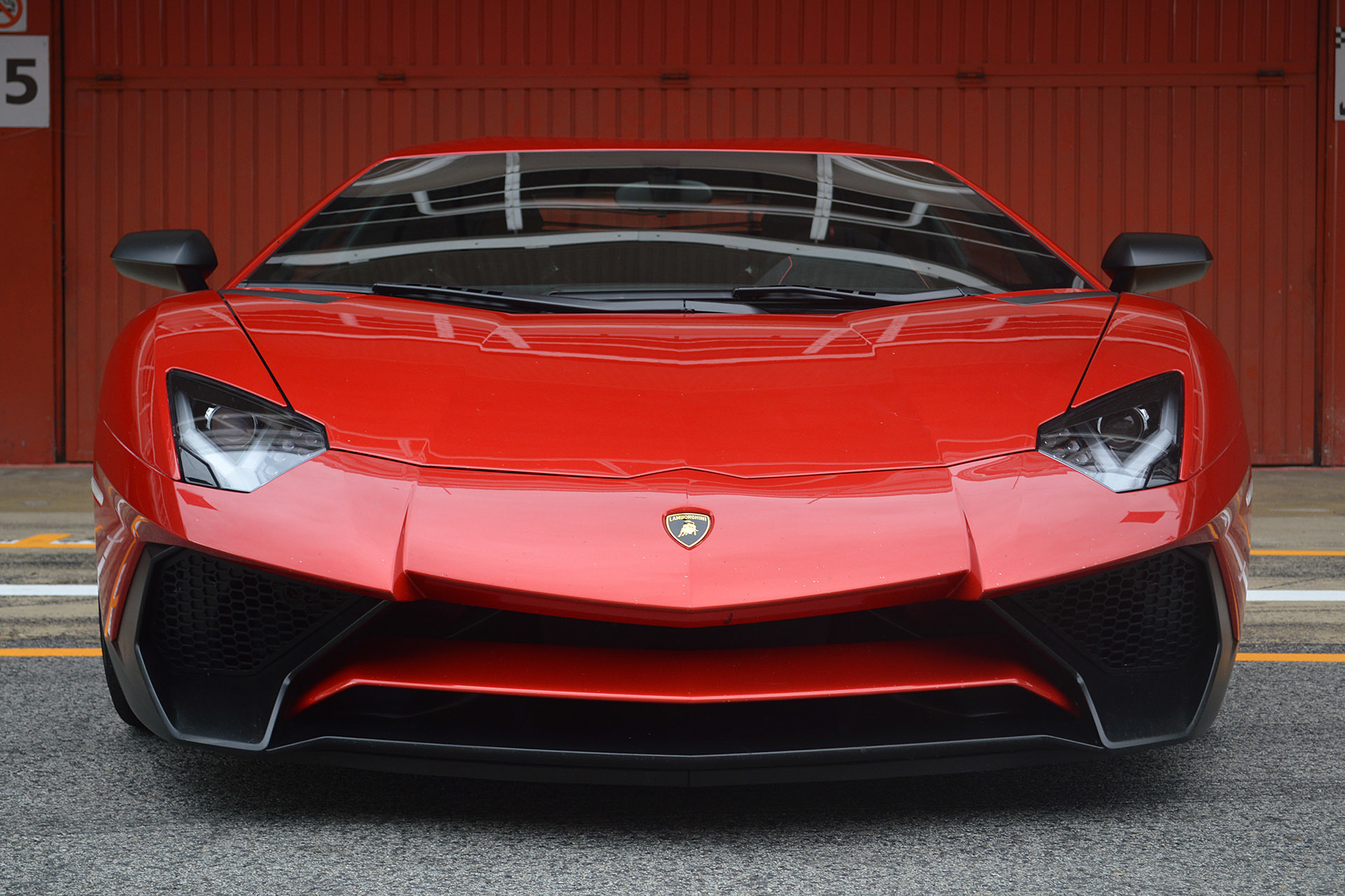 2016 Lamborghini Aventador LP 7504 Superveloce  Marcus Troy