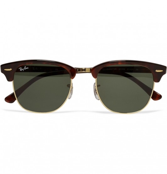 Accessories: Ray-ban Clubmaster Sunglasses @ray_ban