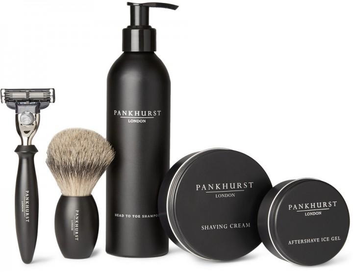 Grooming: Pankhurst London Shaving Set @pankhurstlondon
