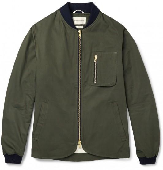 Clothing: Oliver Spencer Lambeth Jacket @o_spencer