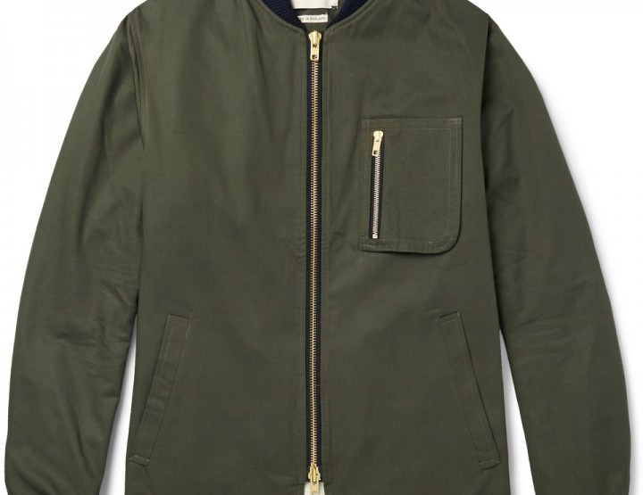 Clothing: Oliver Spencer Lambeth Jacket @o_spencer