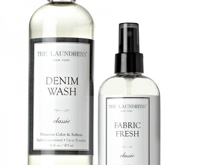 Accessories: The Laundress Denim Care Set @TheLaundressNY