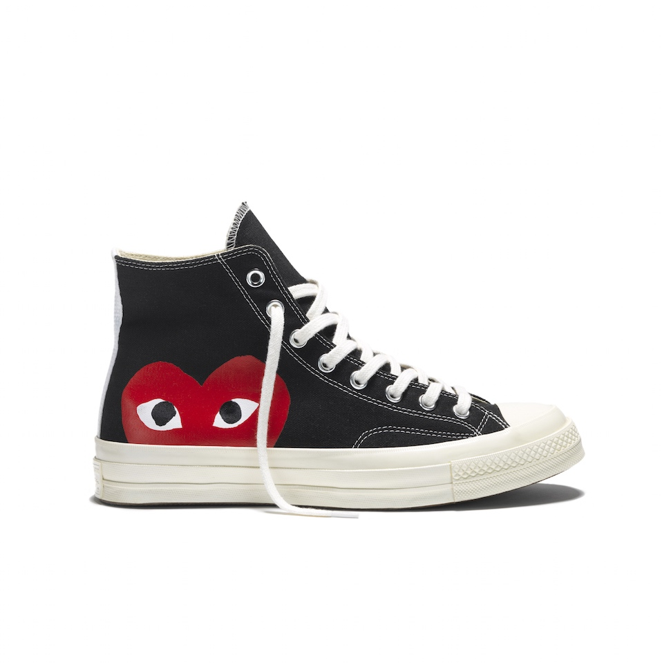cdg x converse chuck taylor all star 39 70 converse marcus troy. Black Bedroom Furniture Sets. Home Design Ideas