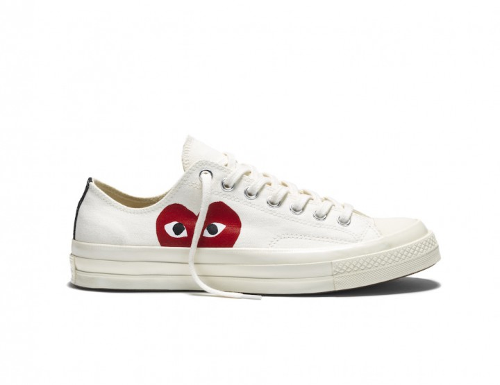 Footwear: CDG x Converse Chuck Taylor All Star' 70 @Converse