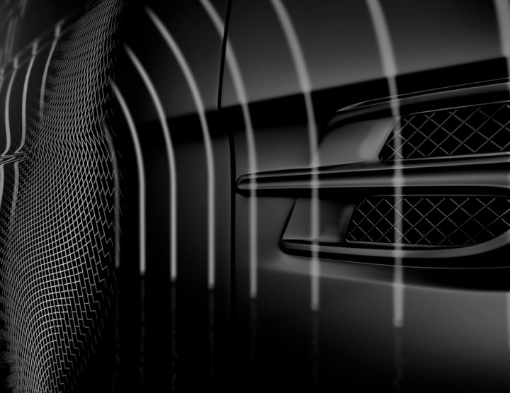 Automotive: Bentley Teases The Bentayga SUV @BentleyMotors
