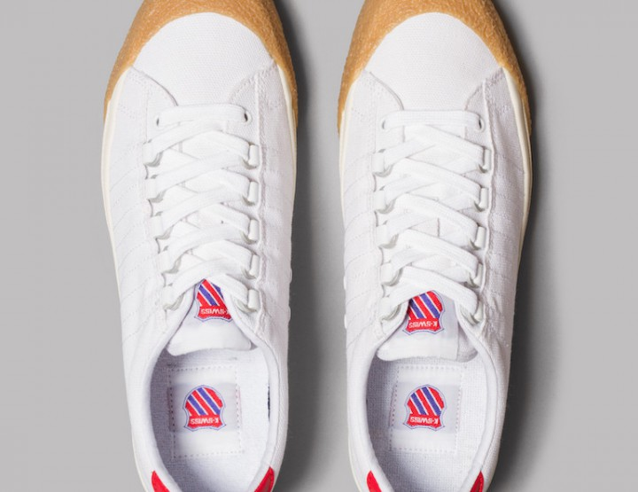 Footwear: Oi Polloi x K-Swiss Irvine T Sneaker @KSWISS @OiPolloi