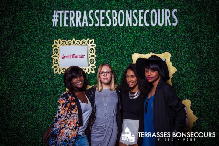 "Food: Terrasse Bonsecours' ""We Are Summer"" Event #terrassebonsecours"