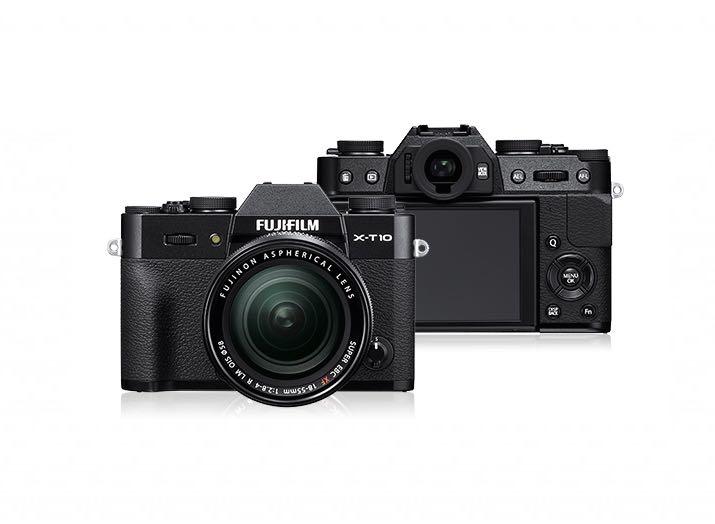 Gadgets: Fujifilm's new X-T10 Camera @FujifilmUS