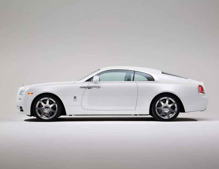 Automotive: Rolls-Royce Wraith Inspired By Fashion @rollsroycecars