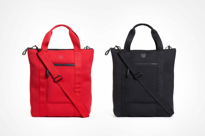 Neoprene Zip Tote Bags