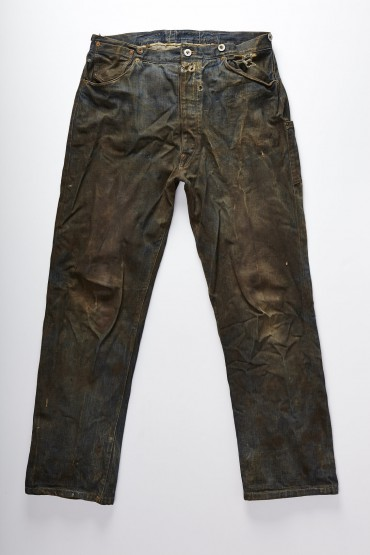 News: Levi's Archives Acquires 130-Year-Old Pair Jeans @Levis