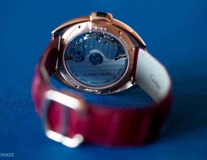 SMMF: HODINKEE takes a look at Clé De Cartier Women's Watch Collection @HODINKEE