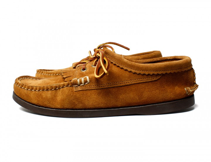 Footwear: Yuketen Fringed Moccasins @Yuketenfootwear