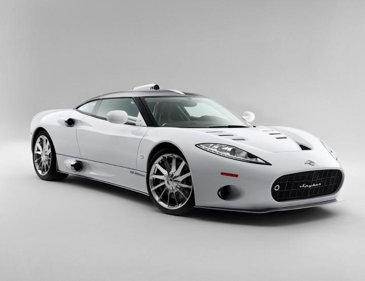 Automotive: Spyker C8 Aileron @spykercars