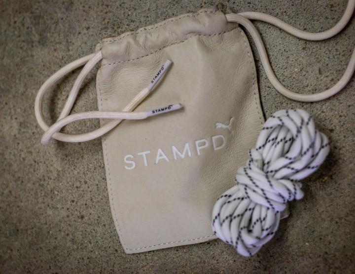 Footwear: PUMA x Stampd R698 @PUMA @Chris_Stamp