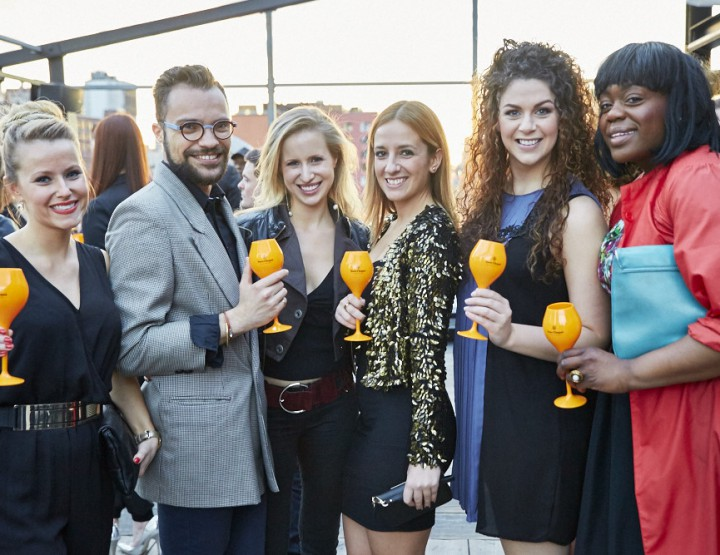 News: Yellow Night With Veuve Clicquot @VeuveClicquot
