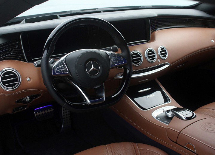 Automotive: 2015 Mercedes-Benz S65 AMG Coupe @MercedesAMG