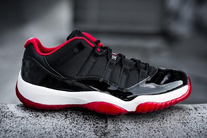 Footwear: Air Jordan 11 Low