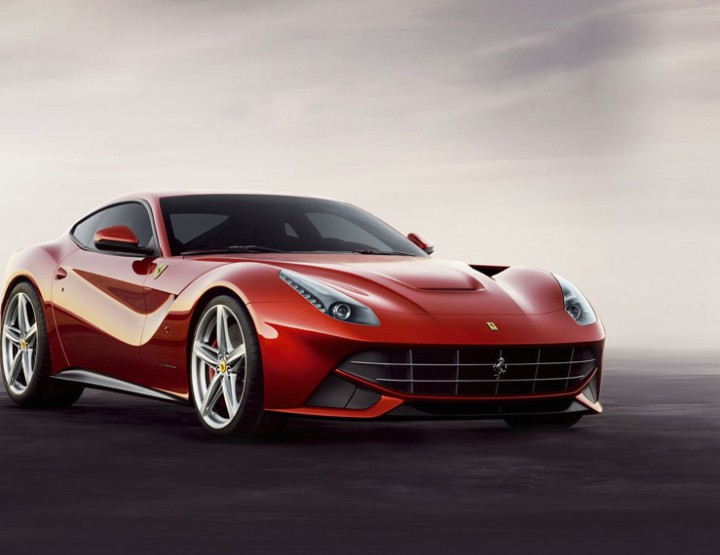 Automotive: The Ferrari F12 Berlinetta is the last of a dying breed