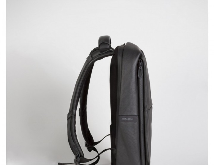 Accessories: Côte & Ciel Rhine Backpack @coteetciel