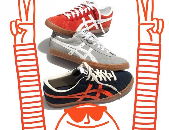 Footwear: J.Crew x Onitsuka Tiger Collection @jcrew @OnitsukaTigerUS