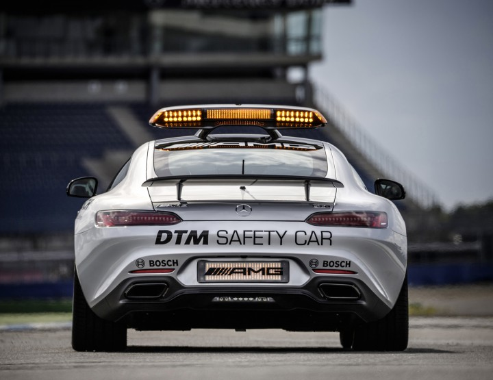 Automotive: Mercedes-AMG GT is set to be the DTM safety car @MercedesAMG