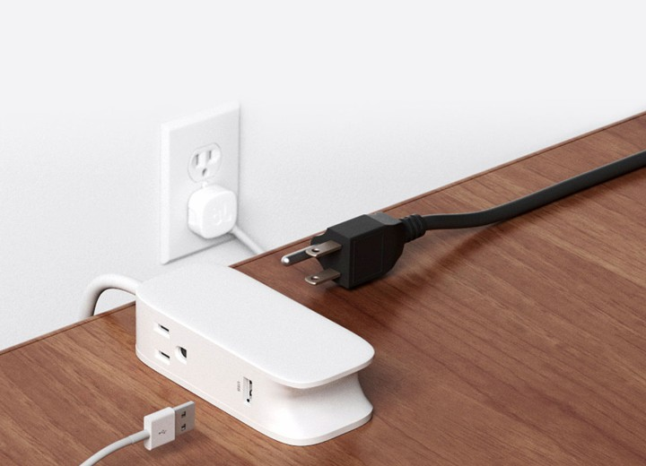 Gadgets: Bluelounge Portiko Extension Cord @bluelounge