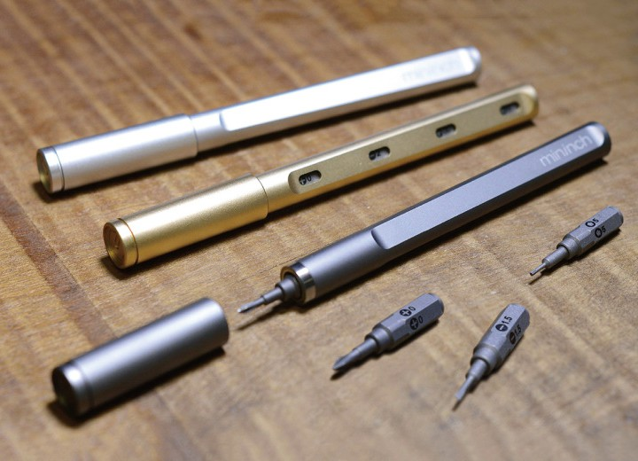 Gadgets: Tool Pen mini by mininch