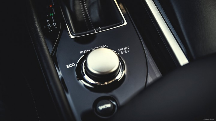 Automotive: 2015 Lexus GS 350 F Sport @Lexus
