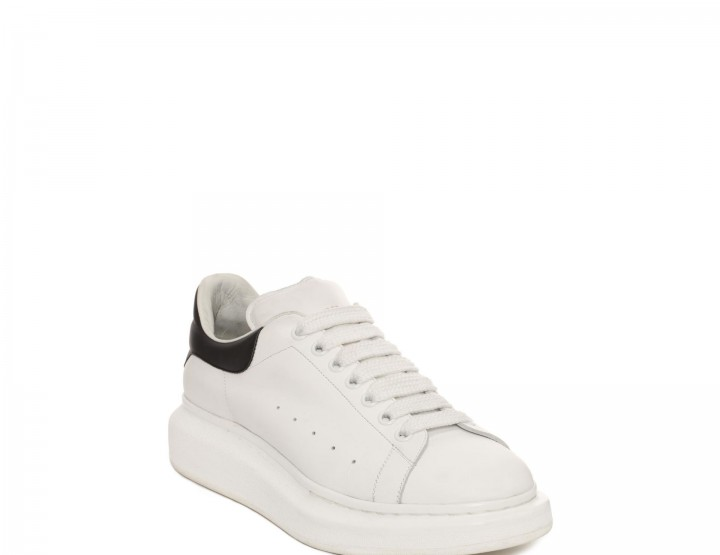 Footwear: Alexander McQueen Lace Up Sneaker @WorldMcQueen