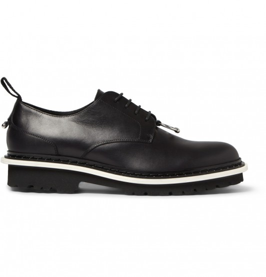 Footwear: Neil Barrett Derby Shoes @neilbarrett
