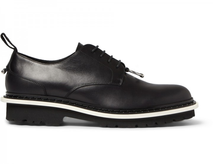 Footwear: Neil Barrett Derby Shoes @neilbarrett