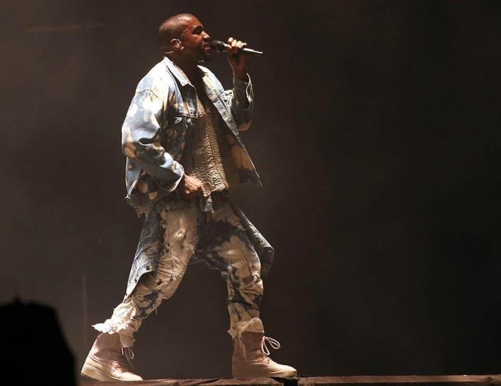 Music: Watch Kanye West Perform at Glastonbury on @HYPETRAK
