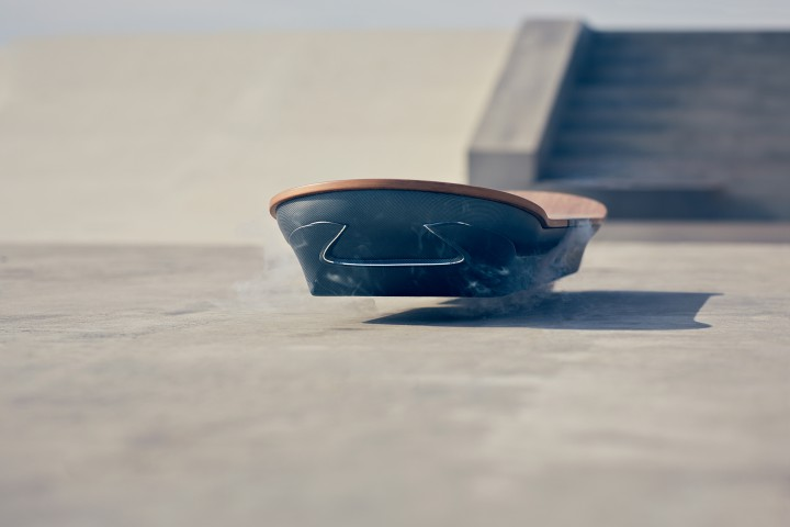 Coolhunts: Lexus has created a real, rideable hoverboard @lexus #lexushover