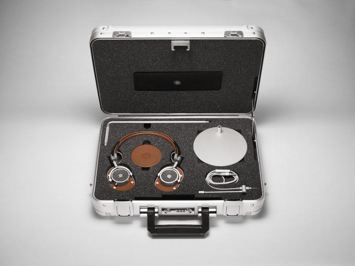 Gadgets: Master & Dynamic Halliburton Kit @MasterDynamic