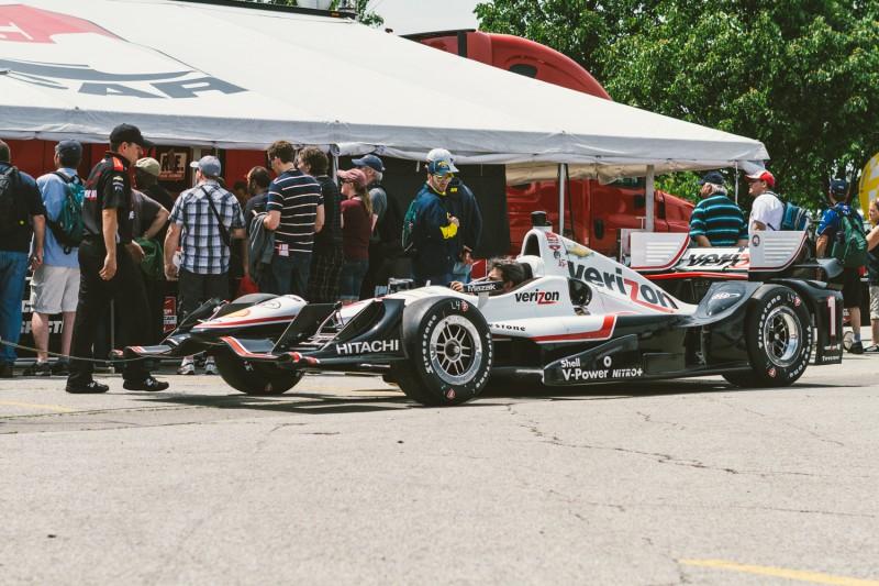 Honda Indy-11