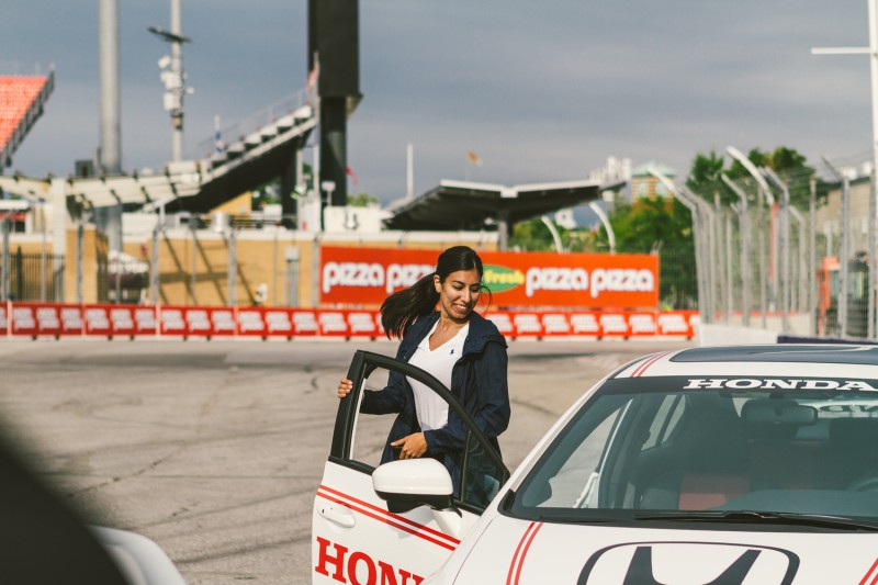 Honda Indy-21