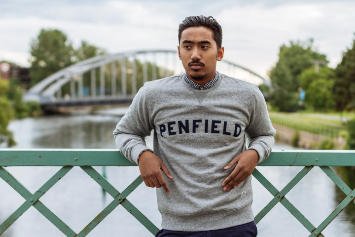 Looks: Penfield S/S 2015 Editorial @PenfieldUSA