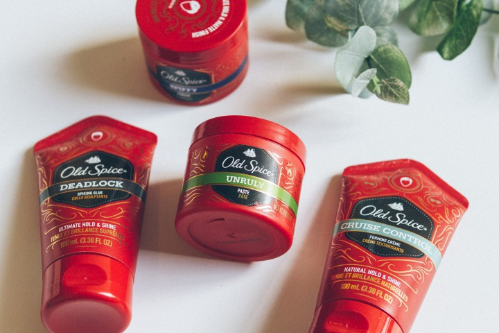 Grooming: Old Spice Hair Collection Giveaway [Sponsored] @oldspice #oldspice