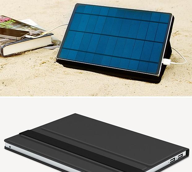 Gadgets: Solartab Solar Charger @solartab