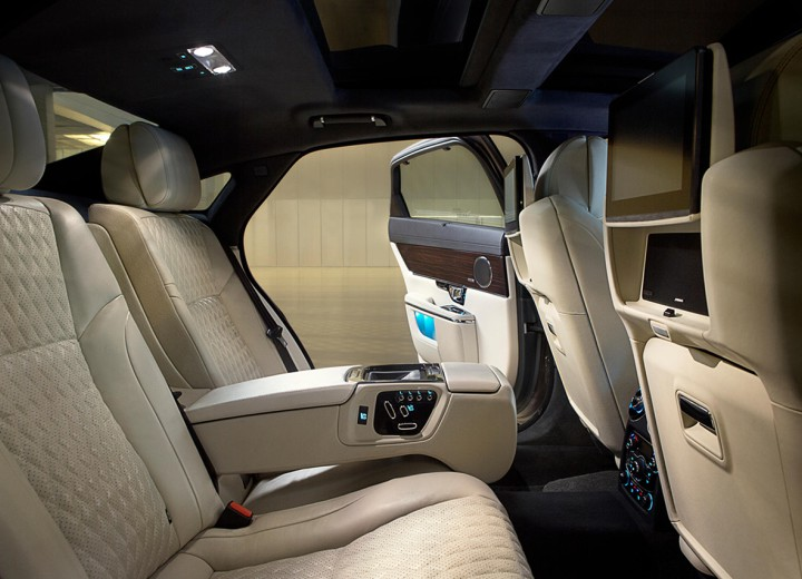 Automotive: 2016 Jaguar XJ @JaguarUSA