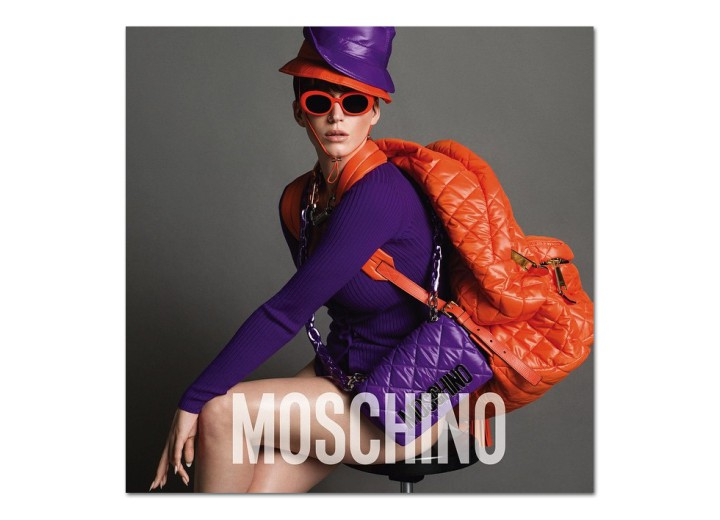 SMMF: Moschino F/W 15 Campaign With Katy Perry @Moschino